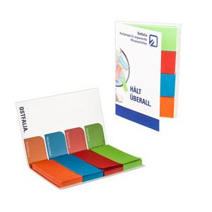 Farbige Haftnotizen im Umschlag (Artikelnr.: osfal119)